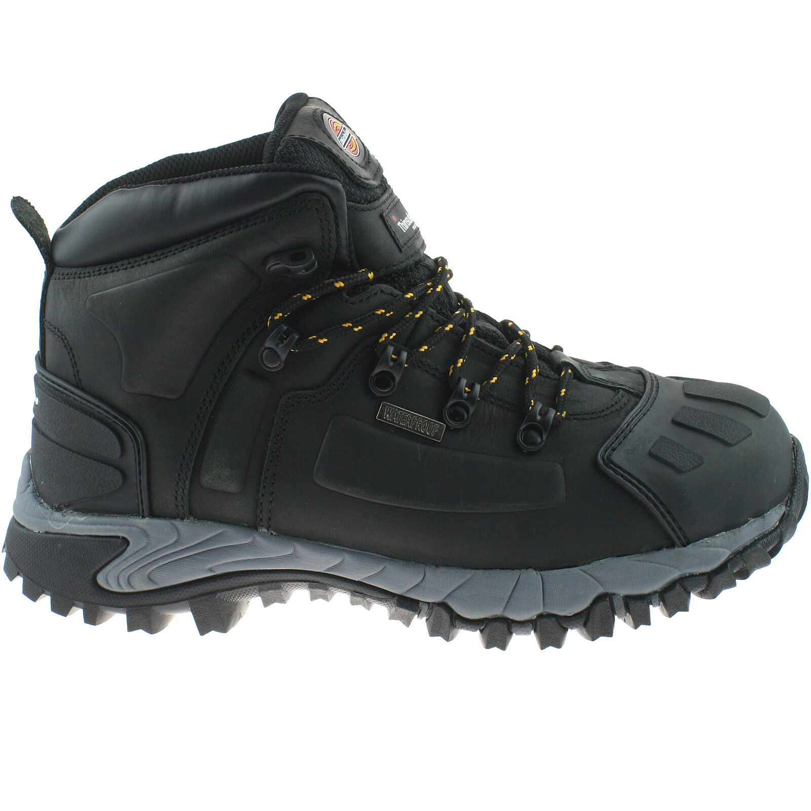 DICKIES MEDWAY BLACK SAFETY Stiefel Stiefel Stiefel SIZE UK 7 EU 41 FD23310 WATERPROOF HIKER fe4c65