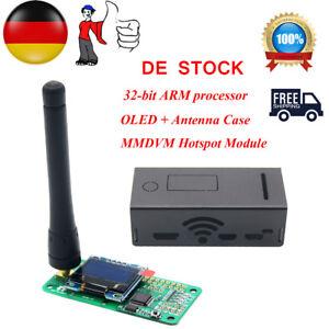 MMDVM-Hotspot-Module-OLED-Antenna-Case-Support-P25-DMR-YSF-for-Raspberry-pi-DE