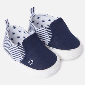 a274686554a0 Image is loading Spanish-Designer-MAYORAL-Baby-Boys-Denim-Deck-Shoes-