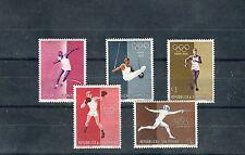 San Marino Postfrischer Satz Olympia Rom 1960 - b2710