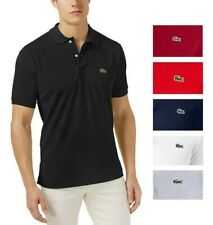 New Men/'s Solid Color Carded Pique Polo Short Sleeve Shirt-PL600C