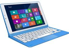 "Kurio Smart 2 in 1 Tablet & Laptop 8.9"" IPS Touchscreen 32GB SSD Windows 10 HDMI"