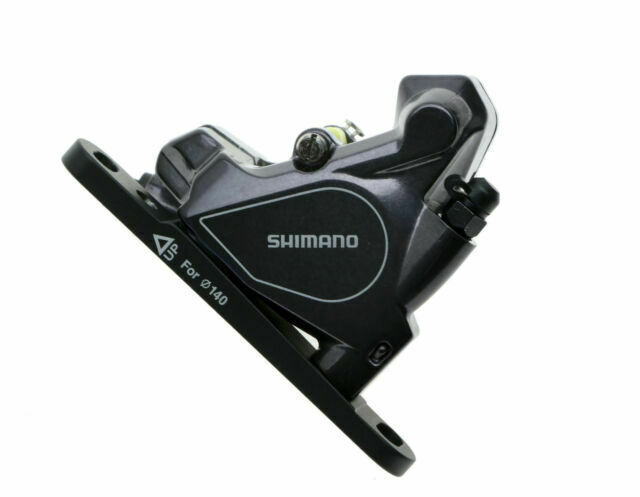 Shimano Road//Cyclocross BR-RS805 Disc Brake Caliper w// Front Flat Mount Adapter