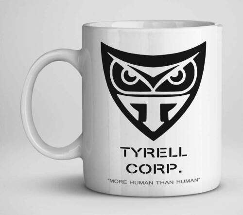 gift movie collectible Bladerunner Tyrell Corporation mug