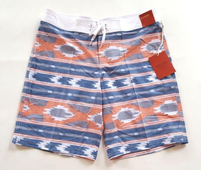1796815ee2 Mossimo Supply Co.™ Men's Board Shorts Below Knee, Light Orange, Size 36