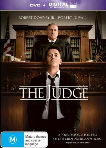 1 of 1 - The Judge (DVD, 2015) // No Ultraviolet