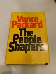 1977-The-People-Shapers-by-Vance-Packard-1st-Edition-Hardcover-With-Dust-Jacket
