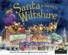 Santa is Coming to Wiltshire by Hometown World (Hardback, 2013)