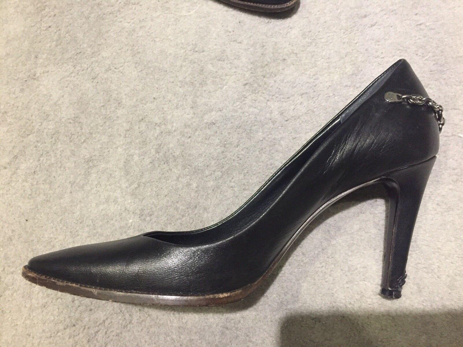 CELINE Heels UK 4.5 4.5 4.5 (37.5) - rtp 4e7047