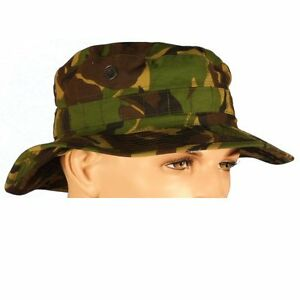 Image is loading New-British-Forces-Issue-DPM-Boonie-Hat 764d6a35f7a