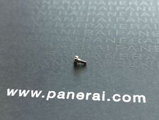 OEM Rare Officine Panerai MX000G4C Luminor Pre-A A Series Early Pin Buckle Screw