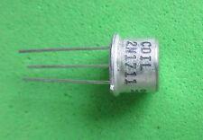 2N1711  + + + 5-er Pack + + +  Silizium Transistor NPN  TO-5  CDIL