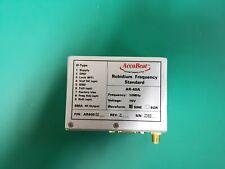 Accubeat Ar 40a Rubidium Frequency Standard 10mhz