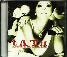 t.A.T.u. - 200 Km / H In The Wrong Lane - Deluxe Edition - Japan CD+DVD
