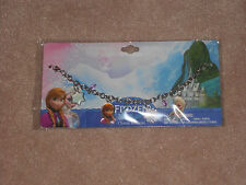NEW, DISNEY FROZEN CHARM BRACELET