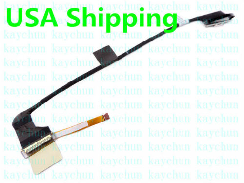 Original LCD Video Screen EDP CABLE for Dell XPS 15 9550 FHD Non-touch 30pin