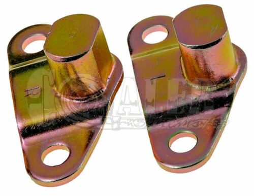 Hinge kit Tailgate Left Right 2 Piece Chevy Silverado 03-06 Metal Replacement