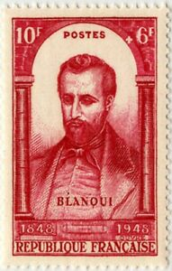 FRANCE-Stamp-n-800-Blanqui-1848-1948-1948-Neuf