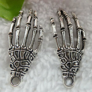 Free-Ship-96-pieces-tibet-silver-claw-pendant-41x15mm-010