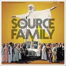 Source Family soundtrack Source Family soundtrack vinyl LP NEW sealed