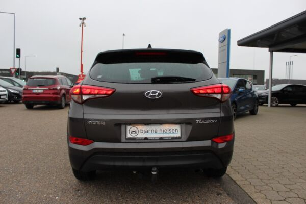 Hyundai Tucson 2,0 CRDi 136 Trend - billede 5