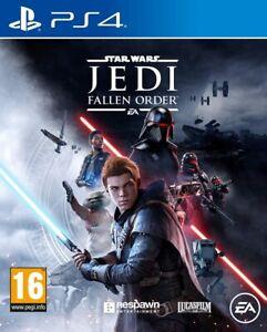 Jeu Star Wars Jedi Fallen Order PS4