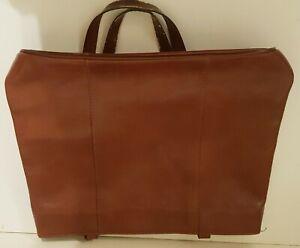 SIMONETTA Umhänge Damen Tasche EDEL Ledertasche Braun Damen Tasche Leder Bag Neu