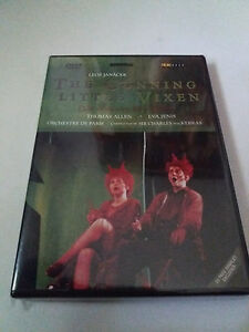MACKERRAS-034-LEOS-JANACEK-THE-CUNNING-LITTLE-VIXEN-034-DVD-THOMAS-ALLEN-EVA-JENIS