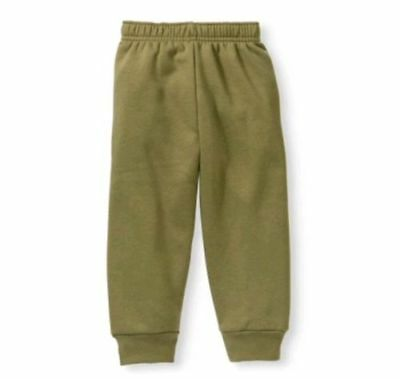 3T NWT GARANIMALS  Toddler Boys//GIRLS Ripstop Black Jogger Pants Size 2T