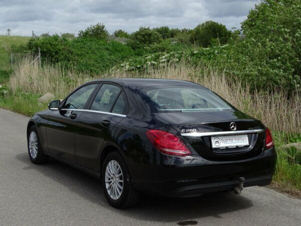 Mercedes C200 2,0 Business aut. - billede 4