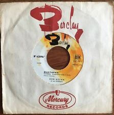 "Bob Azzam Et Son Orchestre - Mustapha - Vinyl 7"" 45T (Single)"