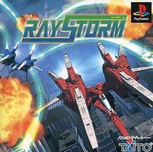 raystorm psp