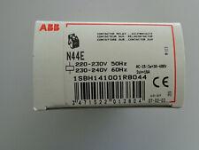 ABB n44e hilfsschütz 220-230//50 230-240//60 1sbh141001r8044