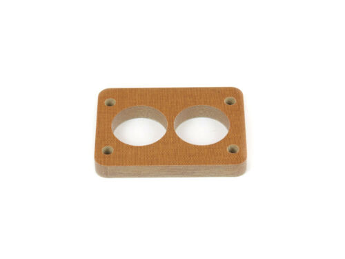 Canton 85-032 Phenolic Carburetor Spacer Rochester 2BBL 1//2 Inch