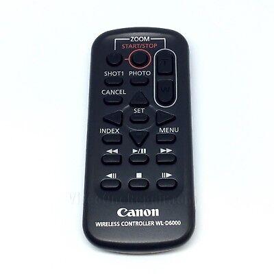 XF300 Canon Original Wireless Remote Control OEM NEW | eBay