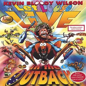 KEVIN-BLOODY-WILSON-LET-LOOSE-LIVE-IN-THE-OUTBACK-CD-AUSTRALIAN-COMEDY-NEW
