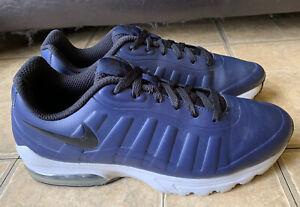 Nike-Air-Max-Invigor-SL-Navy-Black-Running-Shoes-844793-400-Men-Size-10