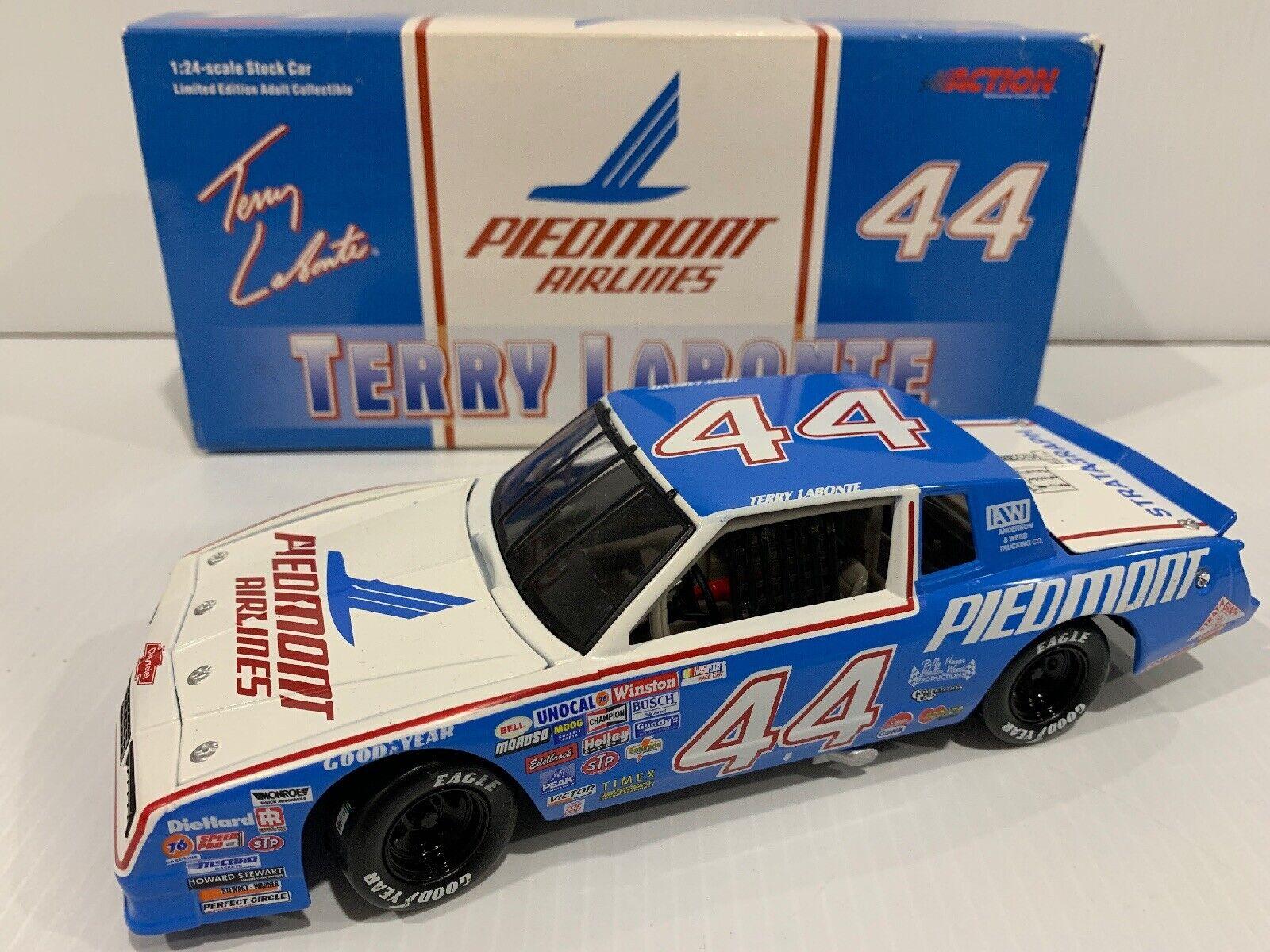 1984  44 Terry Labonte Piedmont Airlines Monte Carlo WINSTON CUP CHAMPION