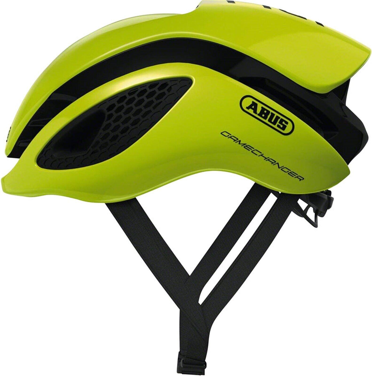 Abus Gamechanger Helmet  Neon giallo MD