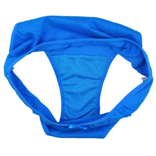 Pack 3,6 Femmes Sous-vêtements coton culotte slips EVERYDAY Lingerie femme Culotte