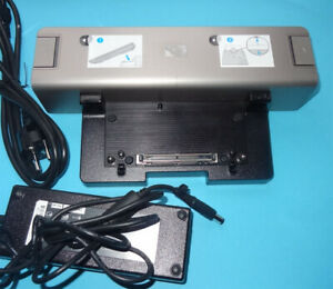 HP Compaq Docking Port Tablet PC nc4200 nc4400 Dockingstation +120w Netzteil