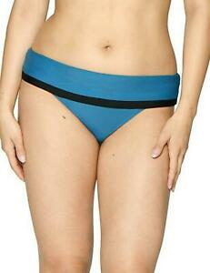 01b15d3561bf77 Curvy Kate Rock The Pool Foldover Bikini Brief Bottoms CS002503 ...