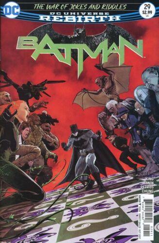 VF//NM DC BATMAN #29 2016
