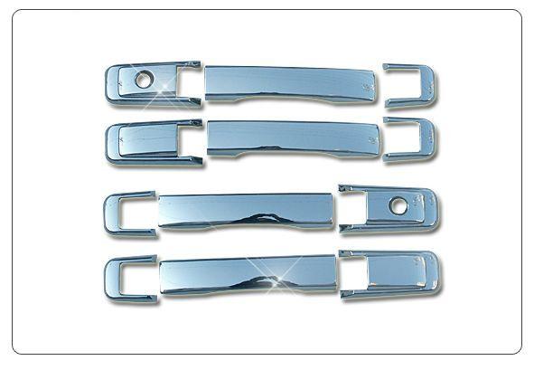 Chrome Door Catch Molding  Trim Cover For Ssangyong  Rexton 1. 2 (2001~2008)///