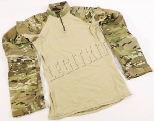 NEW-Beyond-A9-Mission-Shirt-MEDIUM-LONG-M-L-Multicam-Combat-Polartec-Powerdry