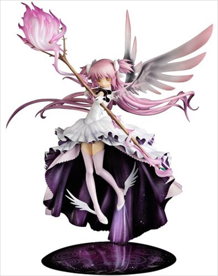 Madoka Magica Ultimate Madoka 1 8 PVC Good Smile Company  Figure Japan