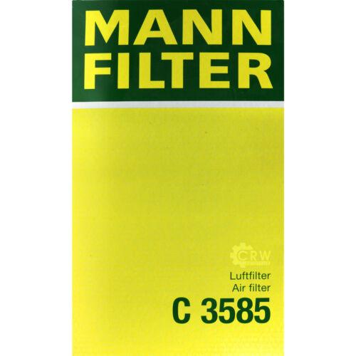 Original hombre filtro de aire c 3585 Air Filter