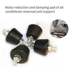 4pcs Anti Vibration Rubber Mount Damper Shock Pad Cushion For Air Conditionkw