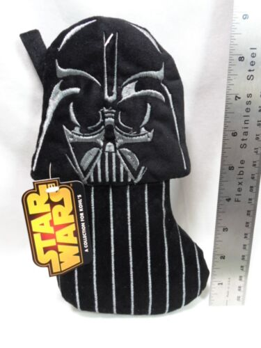 Darth Vader Star Wars Mini Christmas Stocking Darth Vader