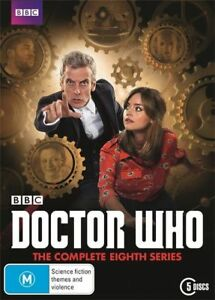 Doctor-Who-The-Complete-Series-8-DVD-2014-5-Disc-Set-new-sealed